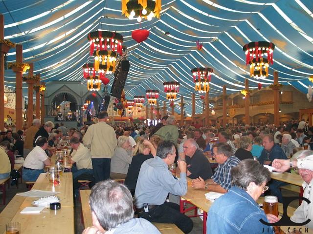 Stuttgart Beer Festival Cannstatt Beer Fest 047 Beer Tent