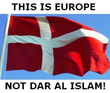 This is Europe - not Dar al-Islam